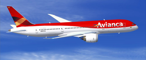 Avianca is Colombia's biggest national airline