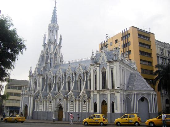 Iglesia Ermita, Cali Colombia