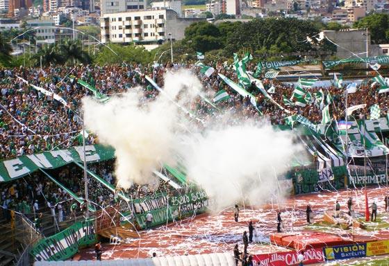 Deportivo Cali fans