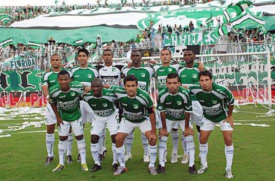 Deportivo Cali team