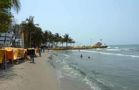 Bocagrande Beach 2, Cartagena