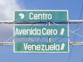 Cucuta border crossing to Venezuela