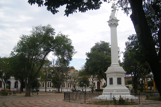 Parque Colon, Cucuta