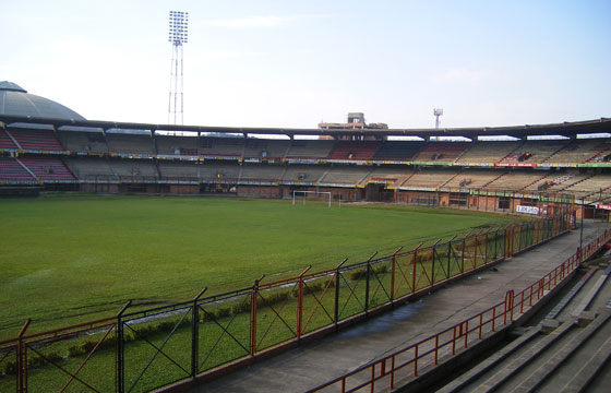 General Santander stadium - home of Cucuta Deportivo