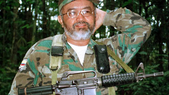Raul Reyes of the FARC Colombia