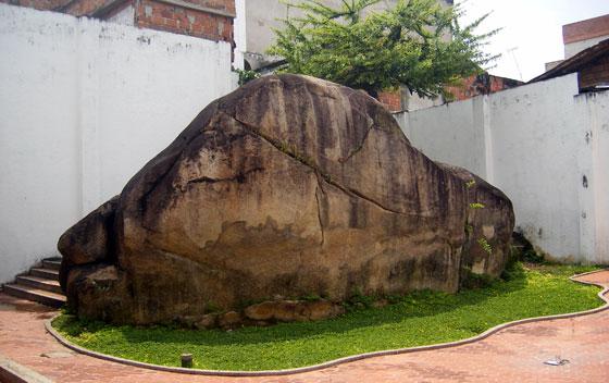Piedra del Sol, Floridablanca, Santander