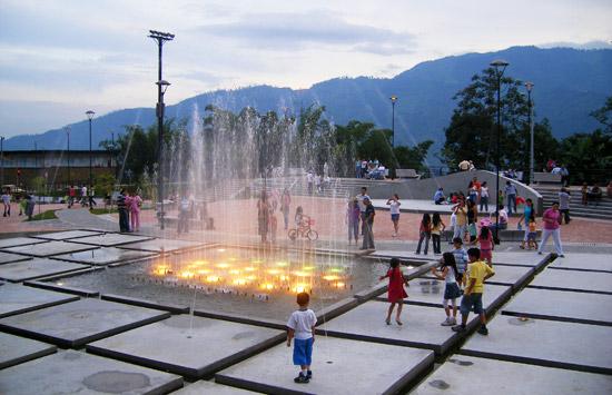Parque de la musica, Ibague