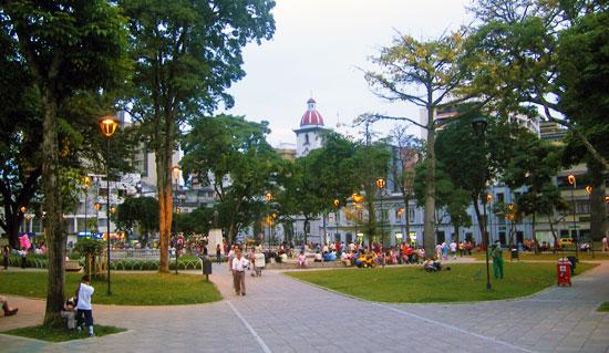Plaza de Bolivar, Ibague