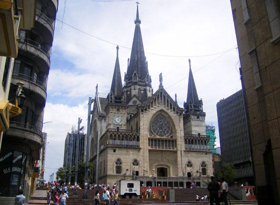 Catedral Basilica, Manizales
