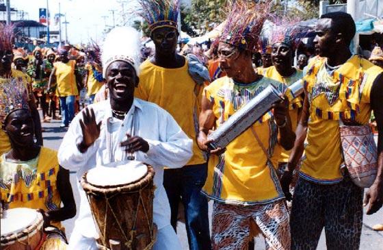 Mapale musicians