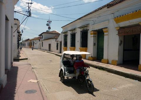 Mompox Moto Taxi
