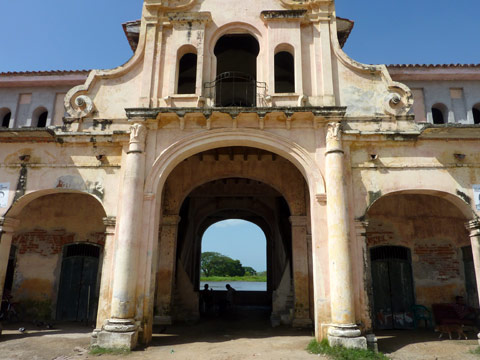Old Customs House, Mompox