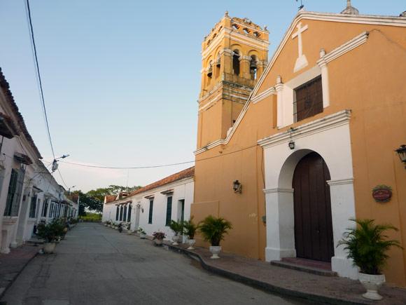 Iglesia de San Agustin, Mompox, Colombia