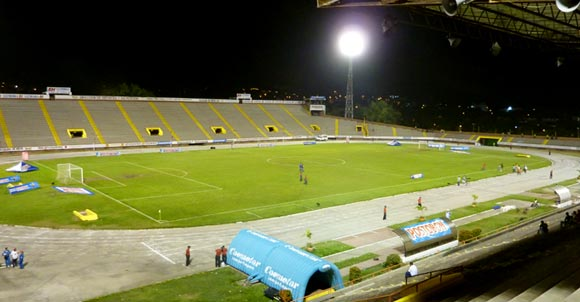 Estadio Guillermo Plazas Alcid - home of Atletico Huila