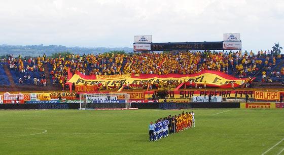Hernan Ramirez Villegas stadium