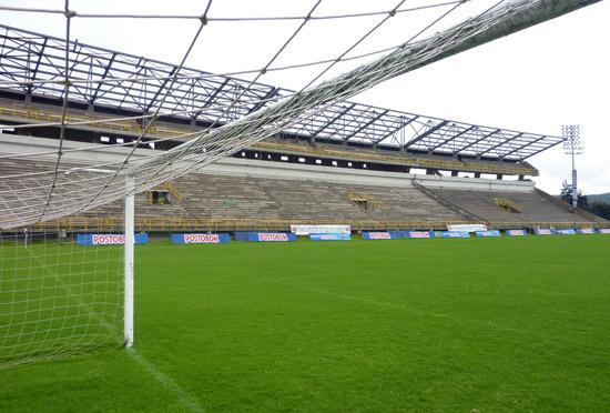 Estadio de la Independencia, home of Boyaca Chico