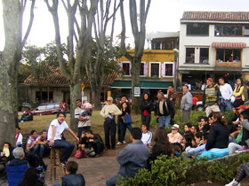 Cuentero in Usaquen, Bogota