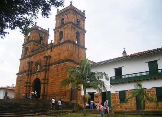 Catedral de la Inmaculada Concepcion, Barichara
