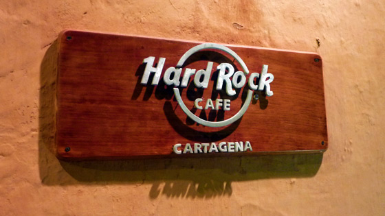 Hard Rock Cafe Cartagena