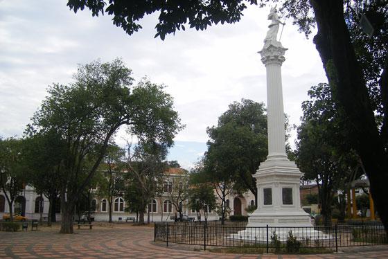 Parque Colon, Cucuta