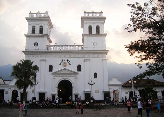 Catedral del Señor de los Milagros, Giron