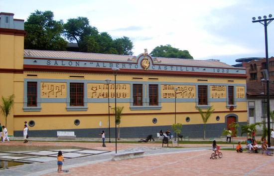 Conservatorio del Tolima, Ibague, Colombia