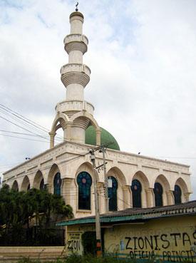 Omar Ibn Al-Jattab Mosque, Maicao