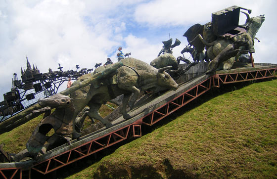 Monument to the Colonizers, Chipre