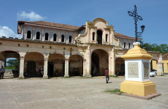 Plaza de la Inmaculada Concepcion, Mompox