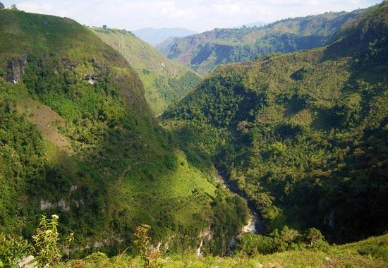 Magdalena River near San Agustin