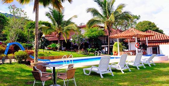 Hotel Wassiki Campestre, San Gil