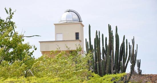 Observatory at Tatacoa Desert